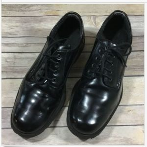 Skechers Lace Up Leather Oxford Dress Shoes 11.5